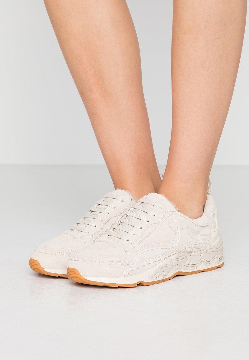sandro - Sneakers - ecru