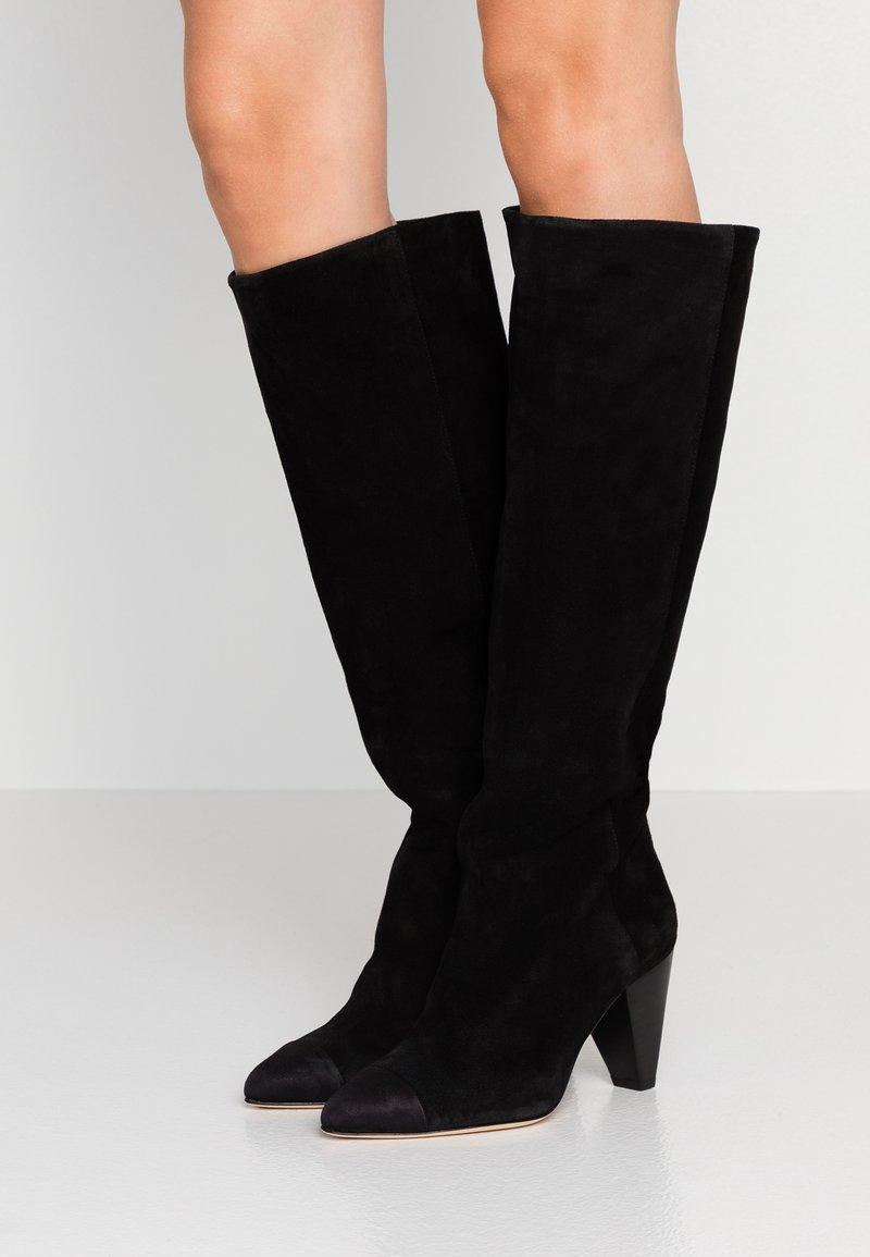 sandro - Boots - black