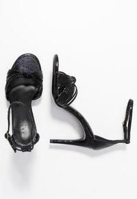 sandro - High heeled sandals - noir - 3
