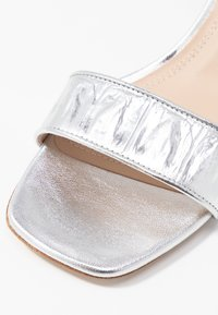 sandro - Sandals - argent - 2