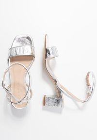 sandro - Sandals - argent - 3