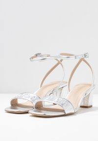sandro - Sandals - argent - 4