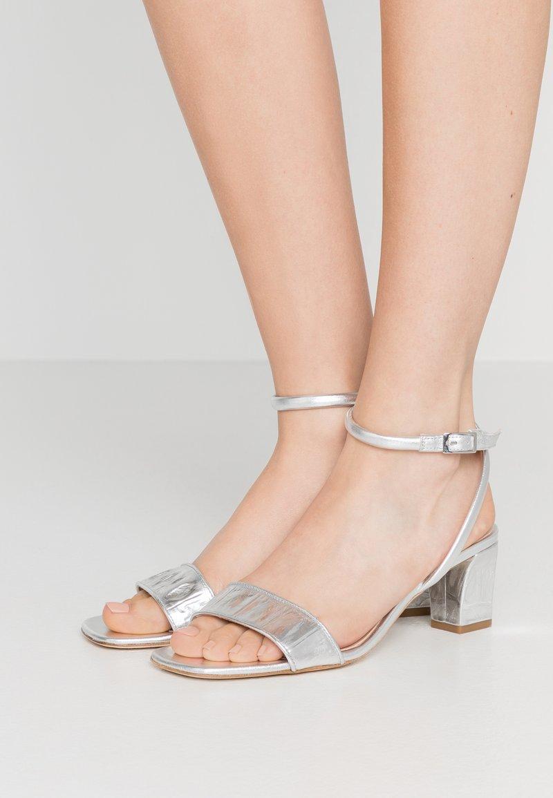 sandro - Sandals - argent