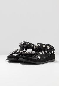 sandro - Sandals - noir - 4