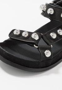 sandro - Sandals - noir - 2