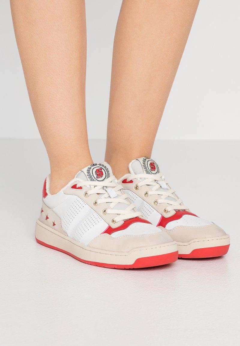 sandro - Sneakers - rouge