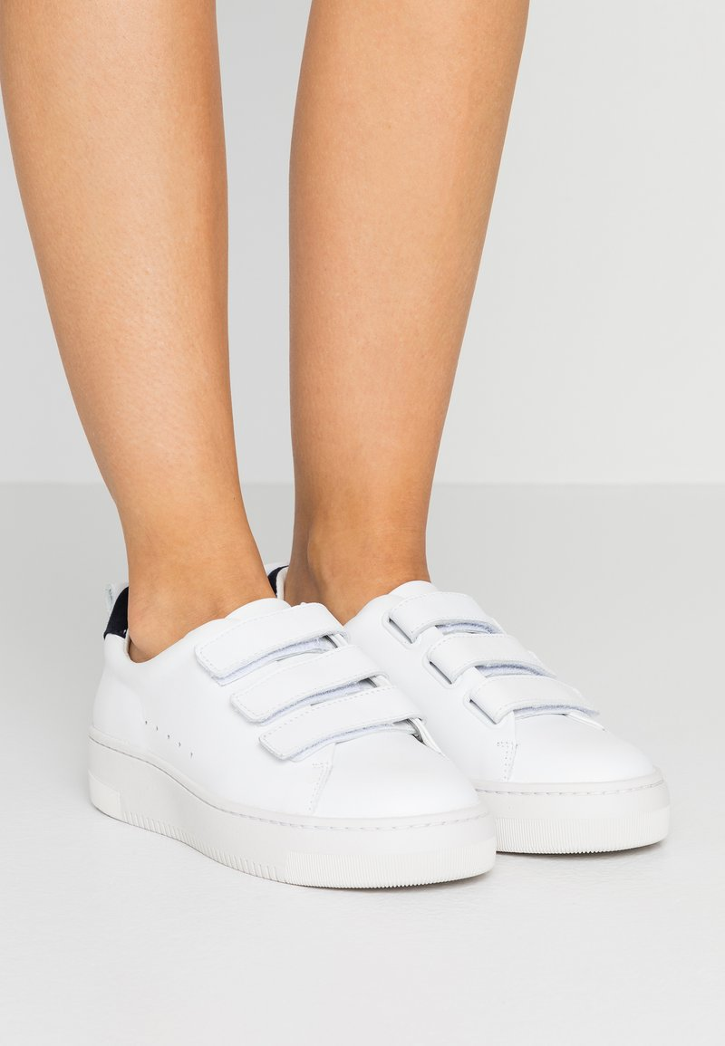 sandro - Trainers - white