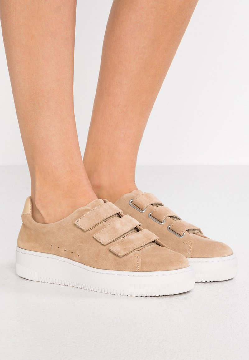 sandro - Sneakers - sable