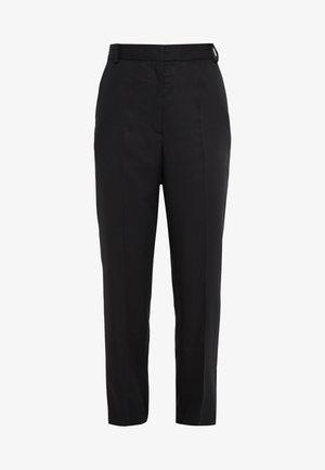 LASSY - Trousers - black