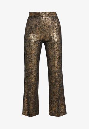 GOLDY - Pantaloni - gold