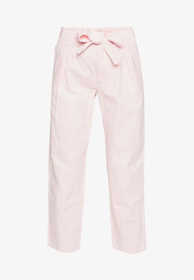 Jeansy Relaxed Fit - rose