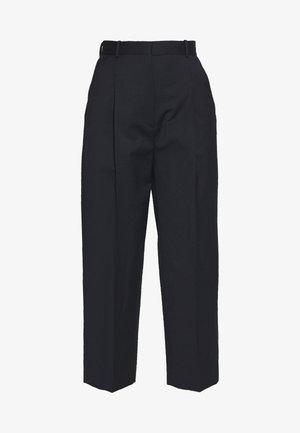 NAVAM - Pantalon classique - marine