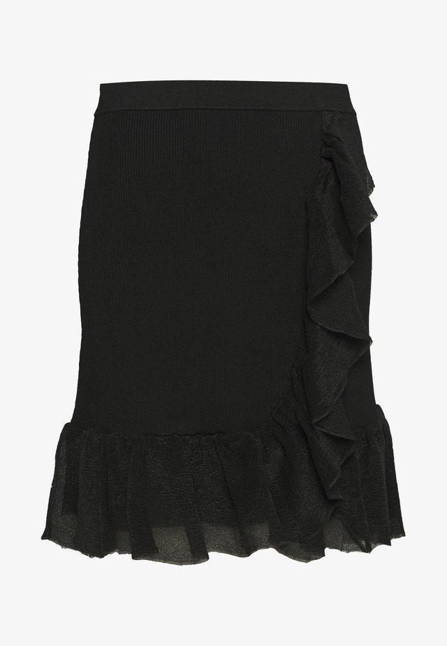 Pennkjol - noir