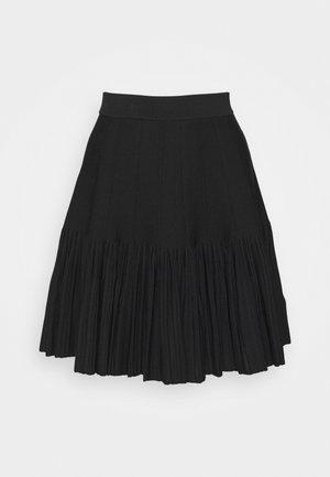 H20 BAILEY - A-snit nederdel/ A-formede nederdele - noir