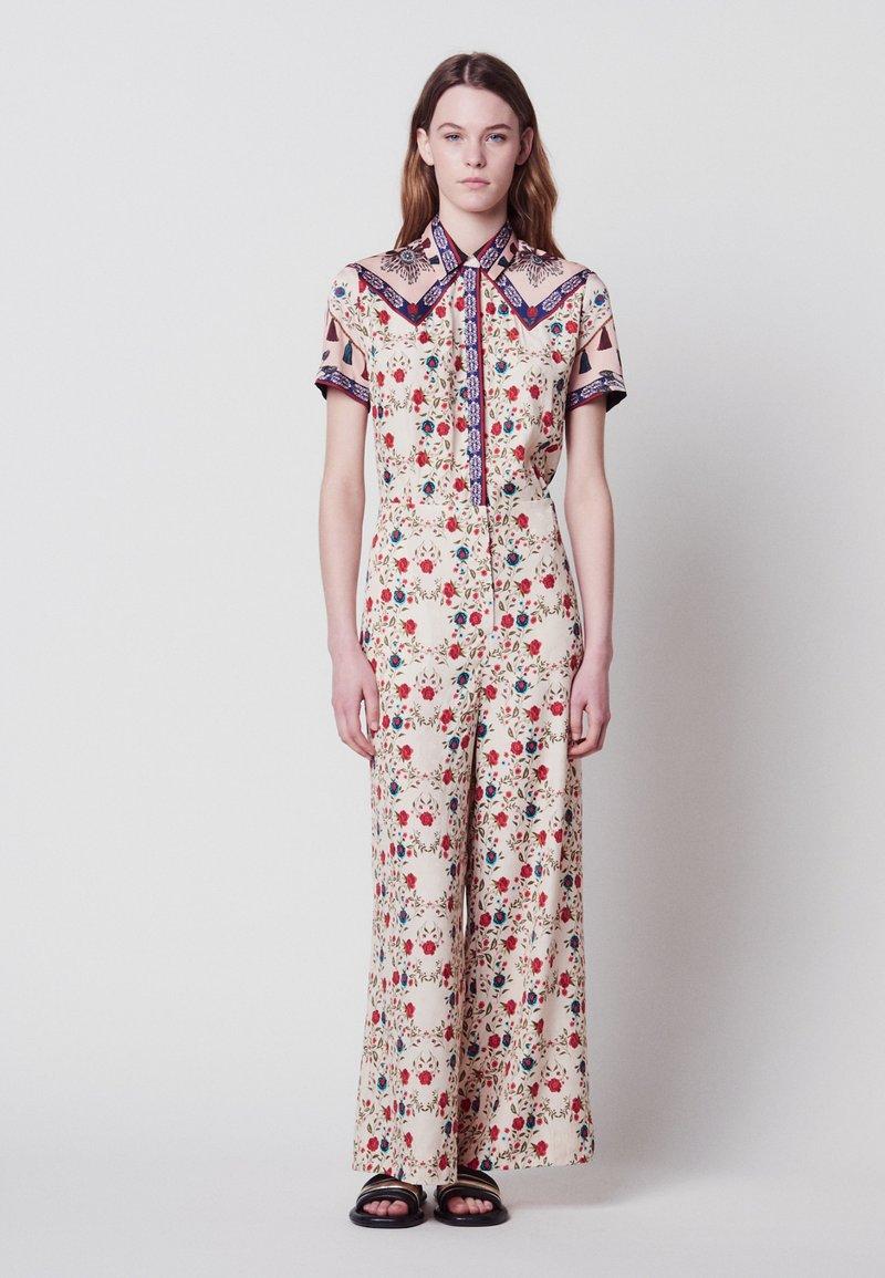 sandro - DELFINE - Jumpsuit - multicolor