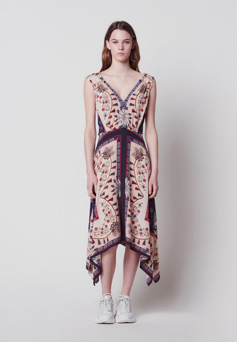 sandro - LEE - Maxi dress - multicolor