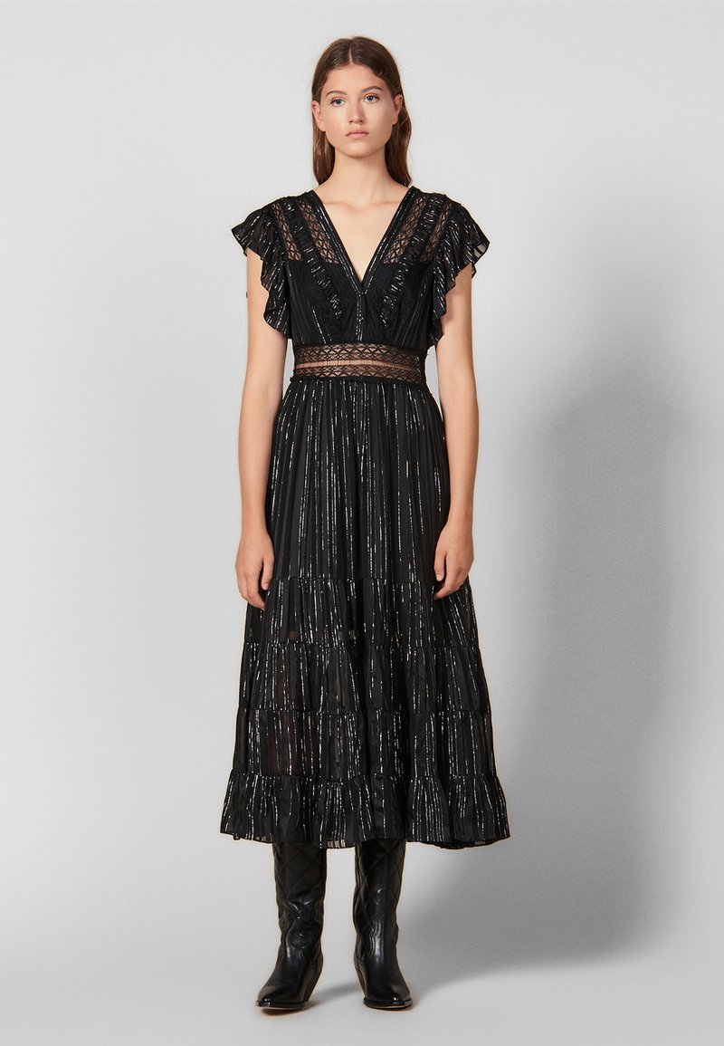 sandro - DONA - Cocktail dress / Party dress - black