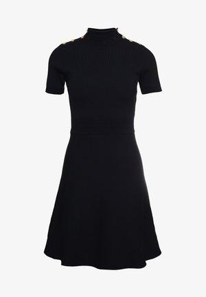 LIORA - Jumper dress - black