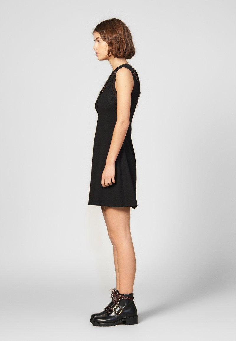 sandro - Cocktailkleid/festliches Kleid - black