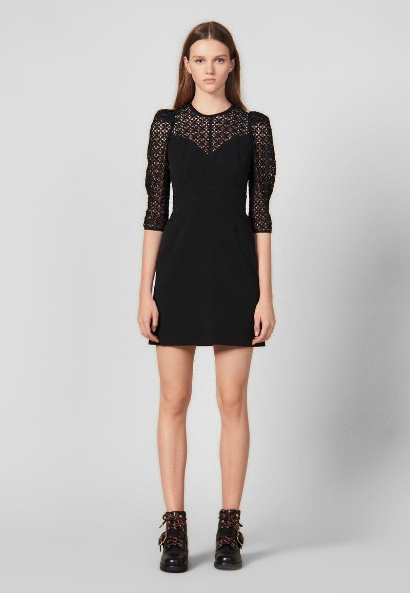 sandro - EMILA - Cocktailkleid/festliches Kleid - black