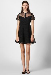sandro - Day dress - black - 0