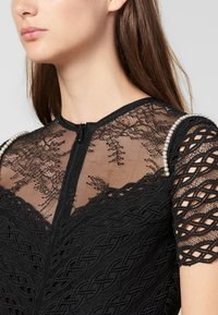 sandro - Day dress - black - 4