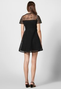 sandro - Day dress - black - 2