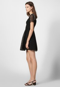 sandro - Day dress - black - 1