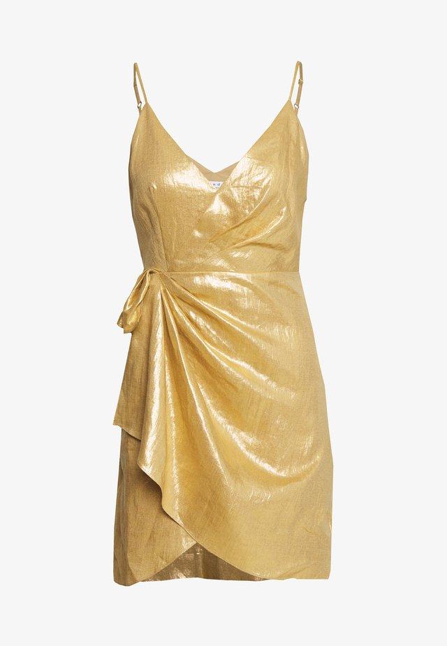 Sukienka koktajlowa - or