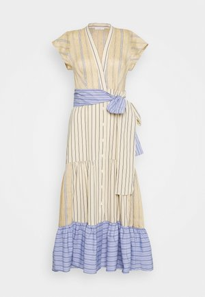 Day dress - beige/bleu