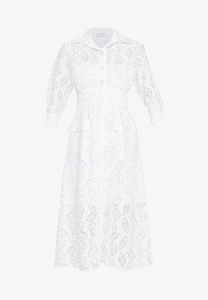 ZENALI - Sukienka koszulowa - blanc