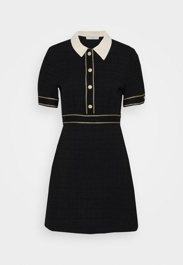 LORINE - Vestito estivo - noir