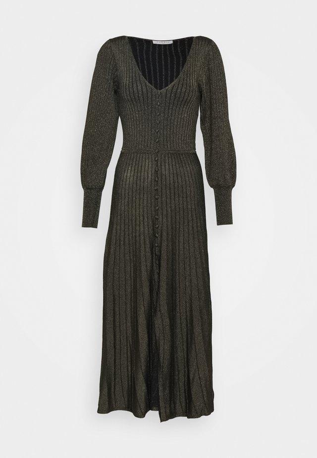 AURE - Długa sukienka - khaki