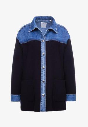 GWENAELLE - Button-down blouse - deep navy