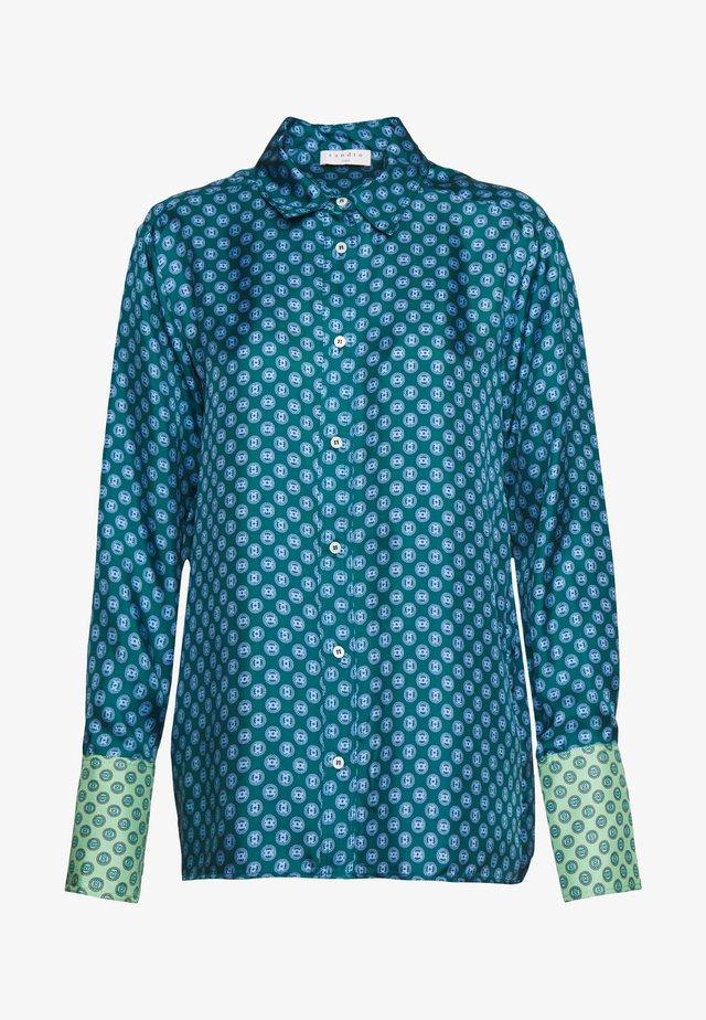 Skjortebluser - vert sapin
