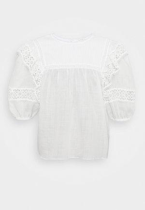 Blouse - blanc
