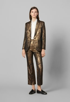 GONE - Blazer - gold