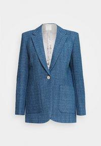 sandro - Blazer - blue denim - 0