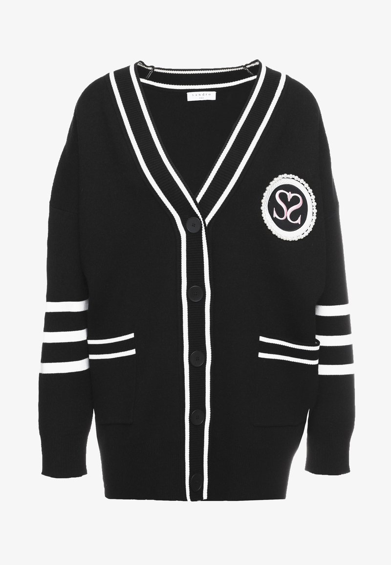 sandro - Cardigan - black