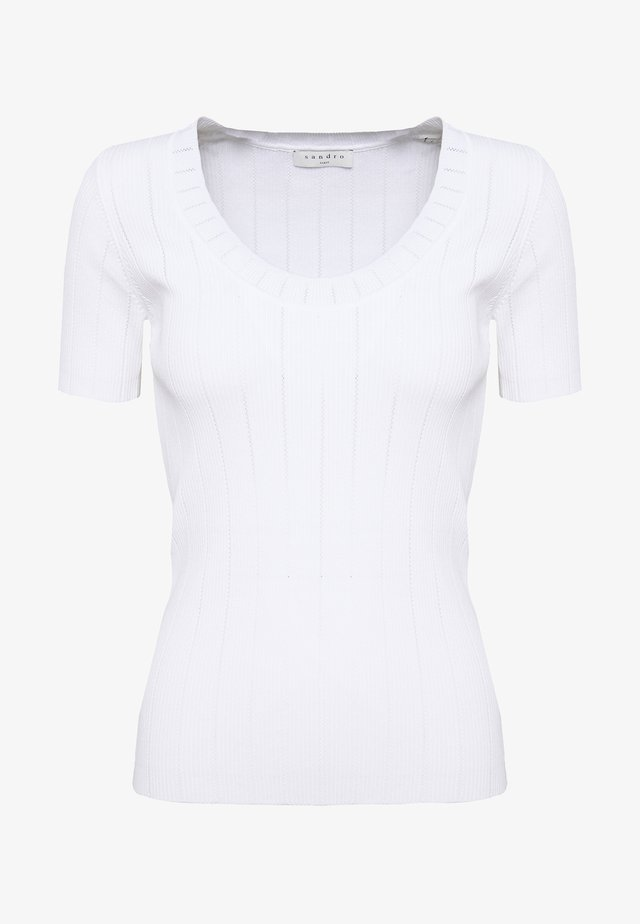 T-shirts - blanc
