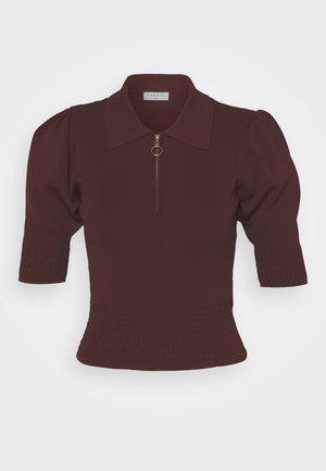 H20 NAMI - T-shirts - bordeaux