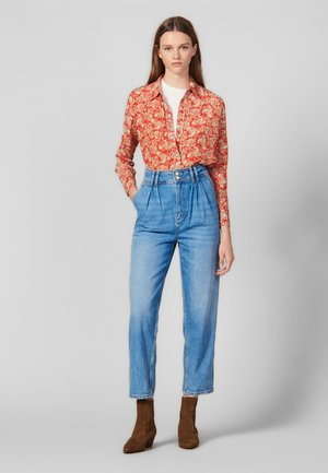 PEARLINE - Jeans Relaxed Fit - blue