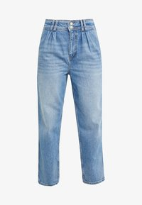 sandro - PEARLINE - Relaxed fit jeans - blue - 3