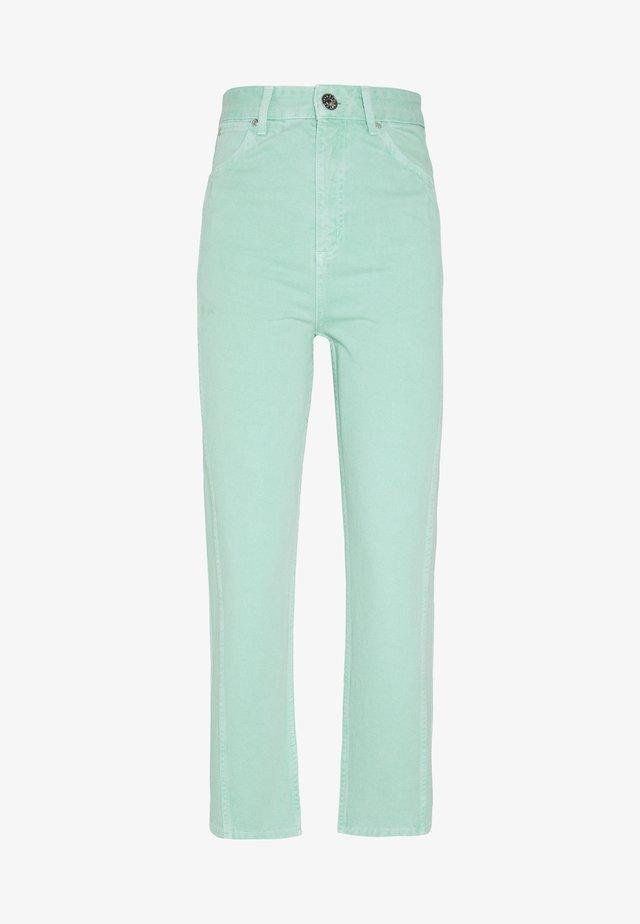 Jeans Straight Leg - mint