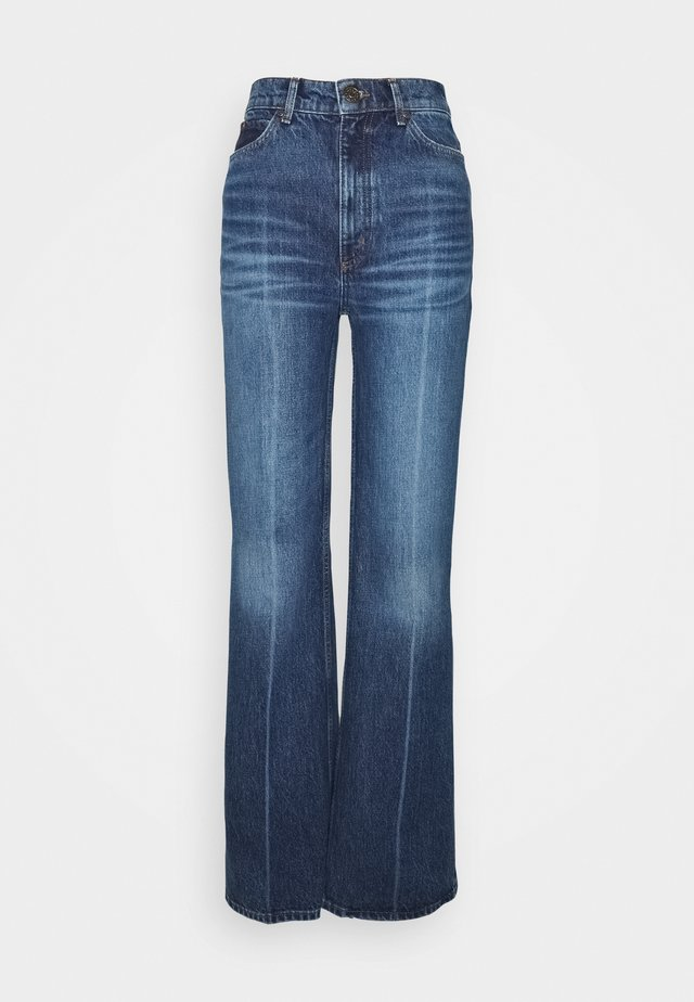 Jeans slim fit - bleu denim
