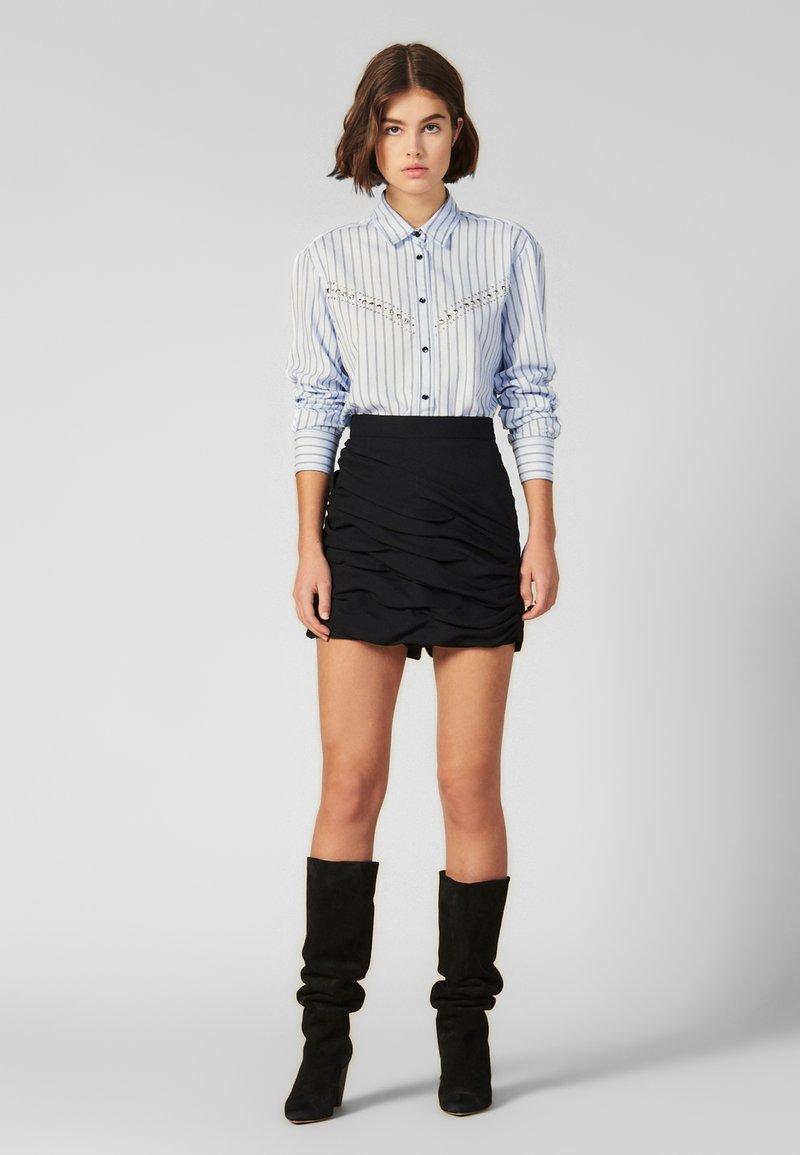 sandro - LUIZA - Shorts - black