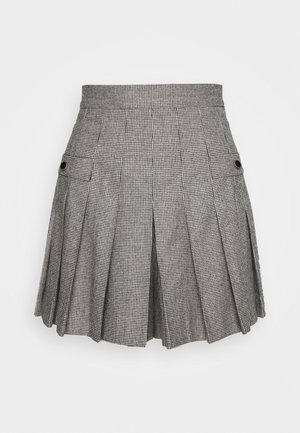 COURNEY - Shorts - noir/blanc