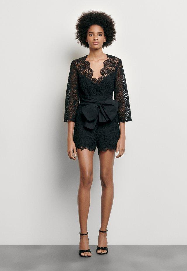 FLORANE - Tuta jumpsuit - noir