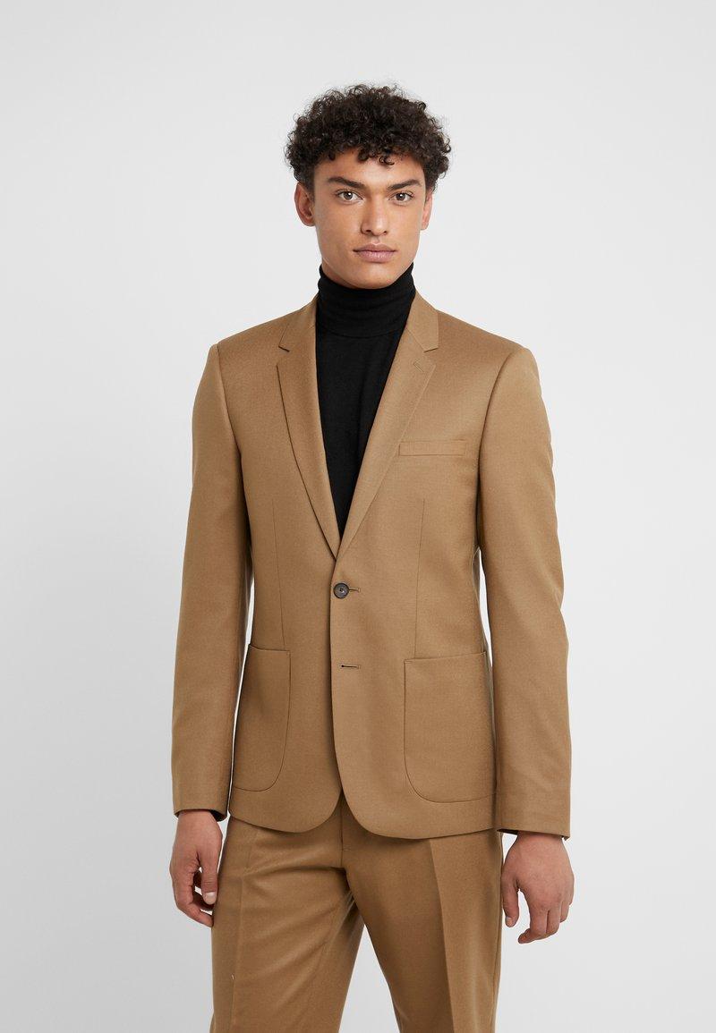 sandro - NOTCH  - Suit jacket - camel