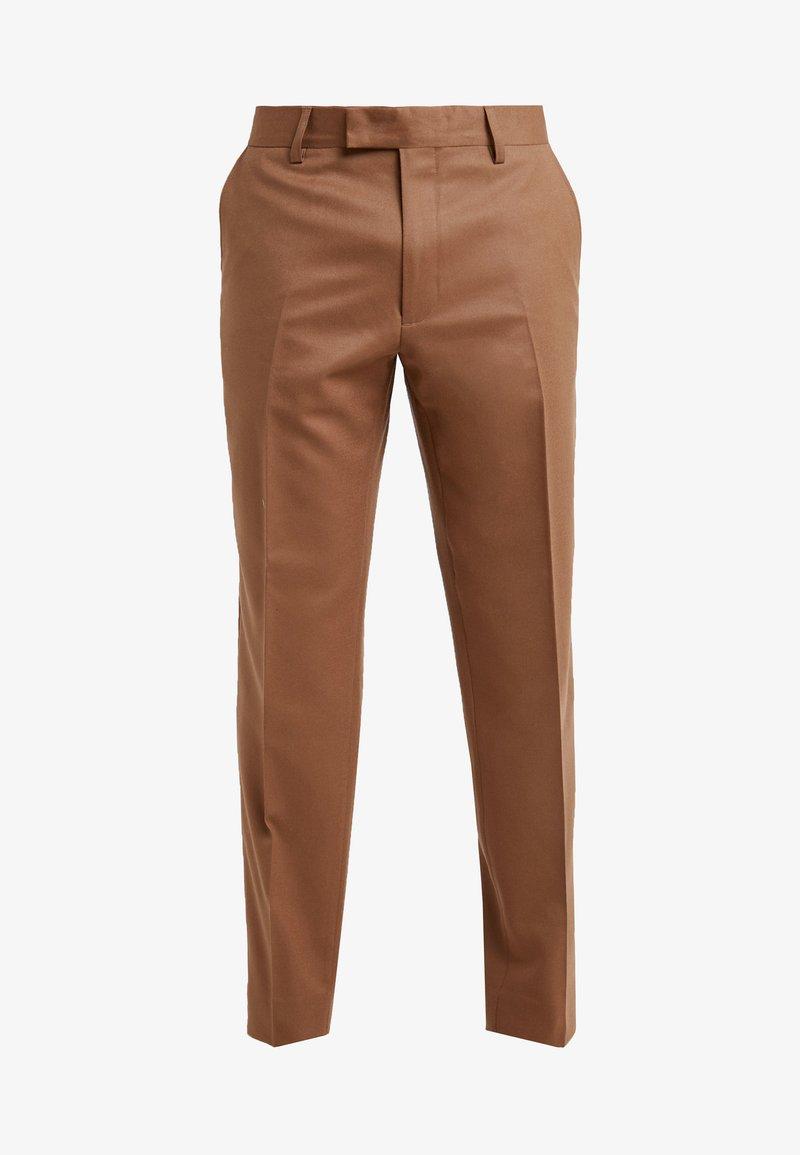 sandro - Suit trousers - camel